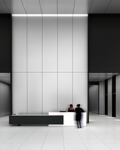 Yinchuan Jianfa Group Headquarters, Metropolis