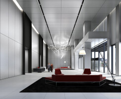 Lobby of ground floor