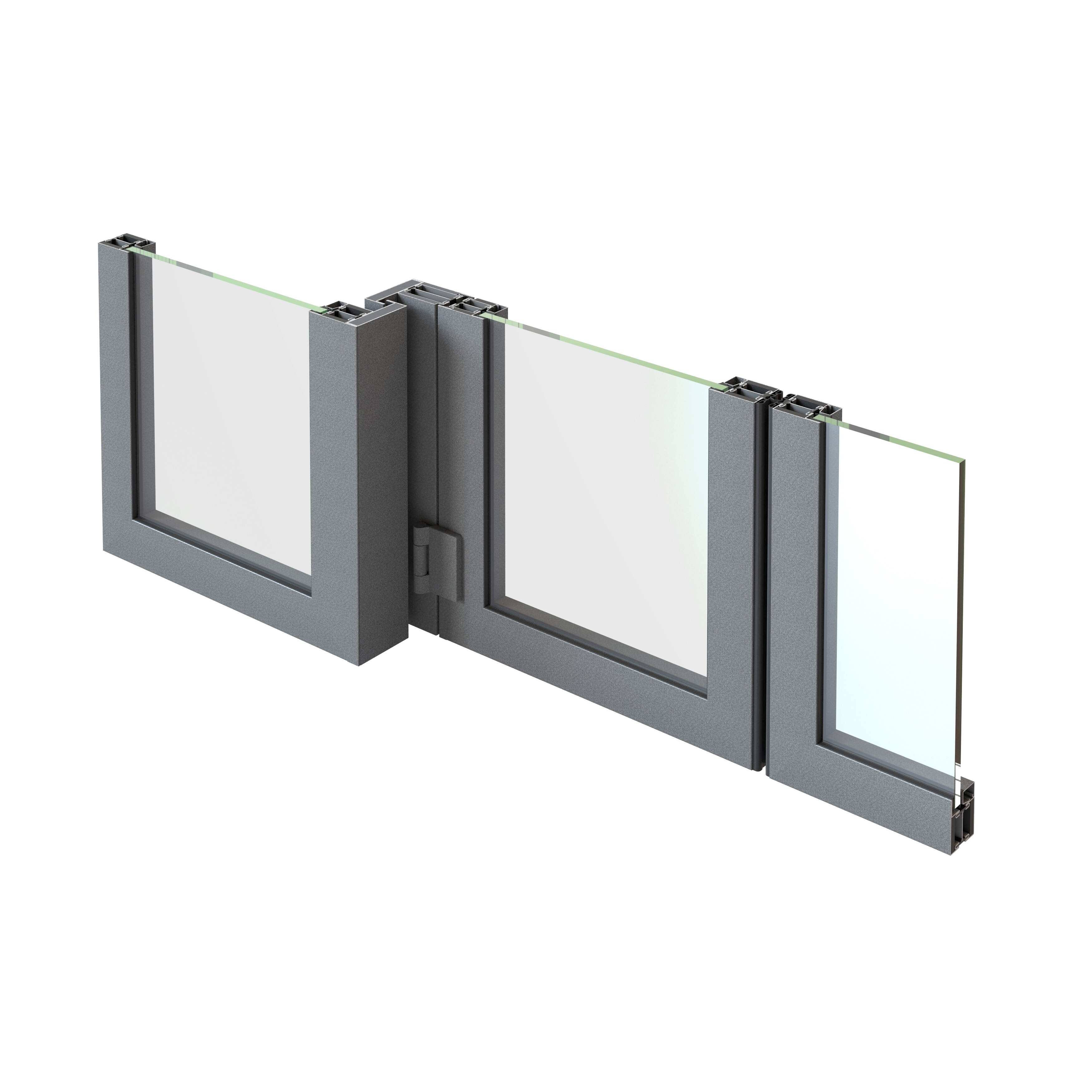 Janisol 2 EI30 fire protection sliding door