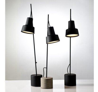 SPOT TABLE LAMPS