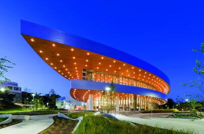 Hancher Auditorium