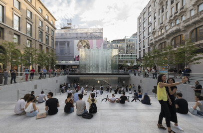Apple Store, Piazza Liberty Milan