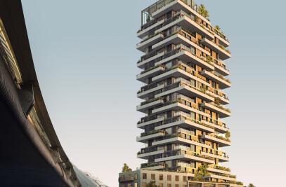Stadsoase Sloterdijk