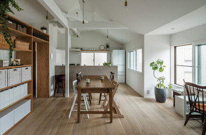 Suita house renovation