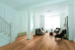 Antico Asolo 3 layers NATURA American Elm Natur  Brushed Varnished Natura.