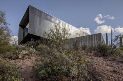 Tucson Hillside House