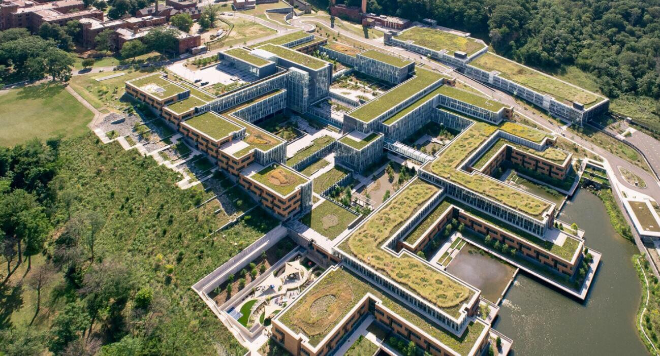 Sempergreen® green roofs
