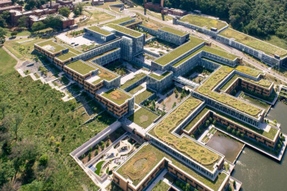Sempergreen® green roofs