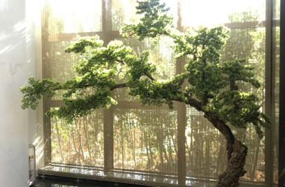 Architectural Mesh Interior Sunshade