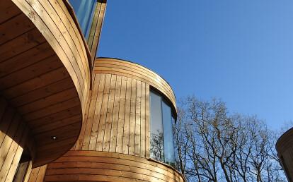 Tree Houses, Castricum (NL) - Spruce