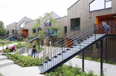 Ulsholtveien 31 – Housing for youth