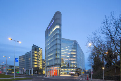 AkzoNobel Center in Amsterdam