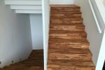 Olivenholz Parkett für Treppe