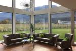 Olivenholz Parkett Wohnzimmer