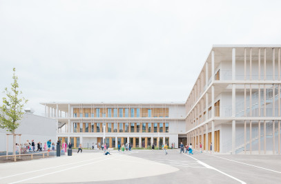 Four primary schools in modular design