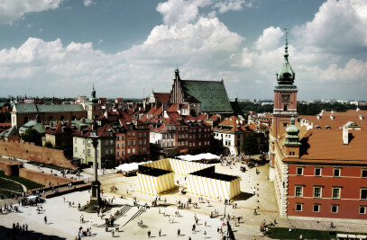 AD LIB Pavilion – Warsaw, Poland