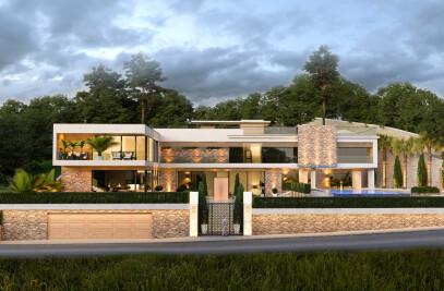 Amazing Modern Vacation House
