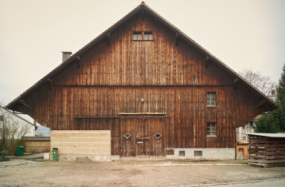 House in the barn