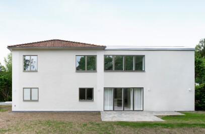 Newish house