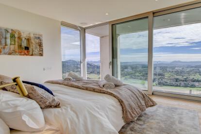 Rock Villa - Bedroom
