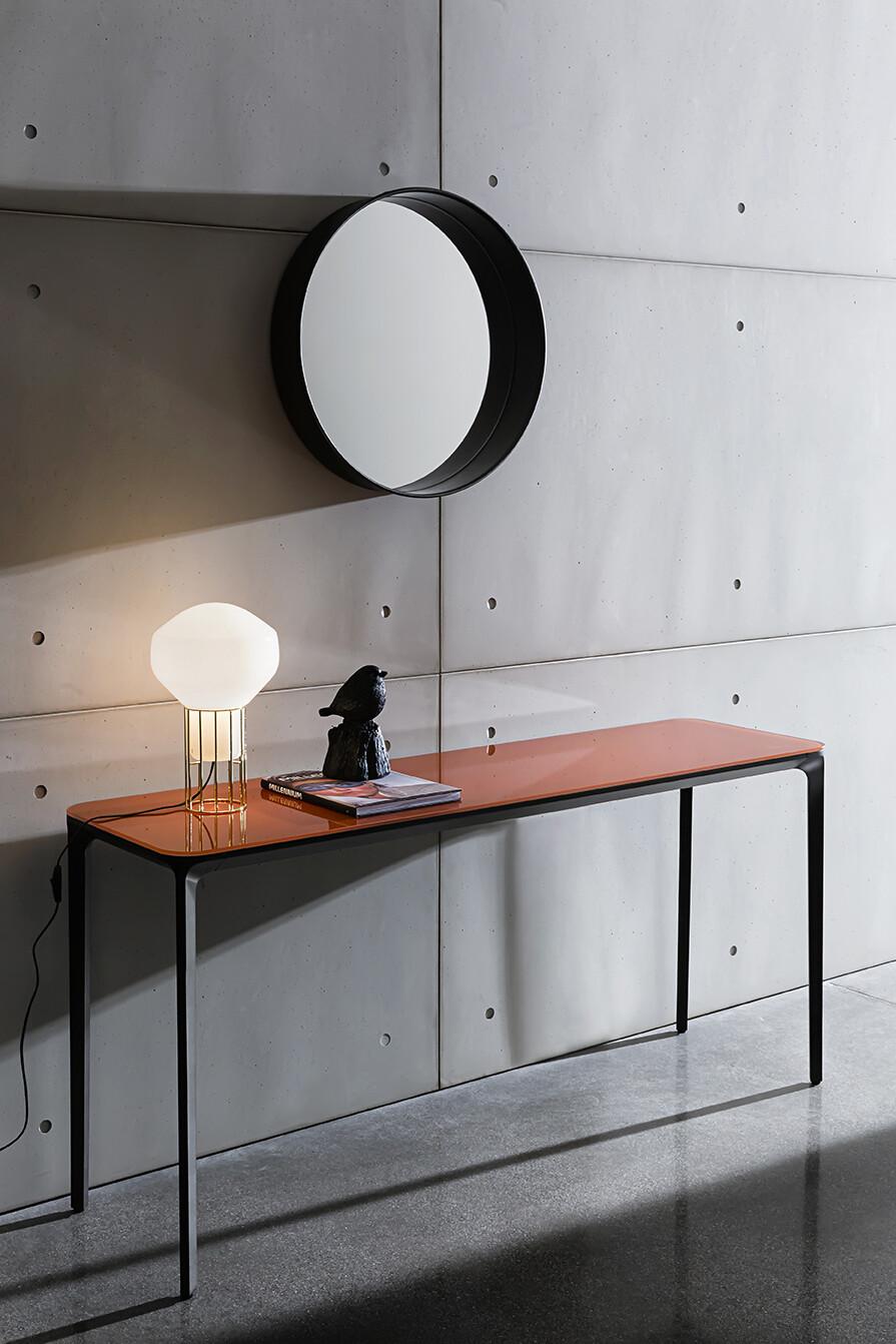 Slim console & Slim bench