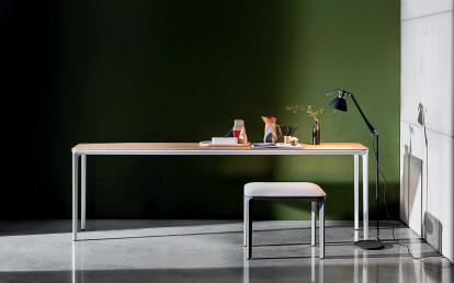 Slim bench & Slim table