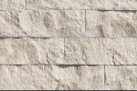 "Coronado Stone Products - 6"" Split Limestone / Cream"