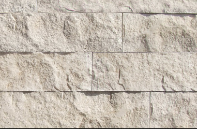 "6"" Split Limestone"