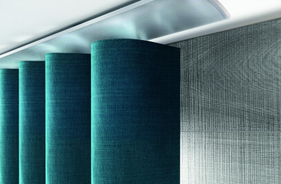 W2 wave curtain system