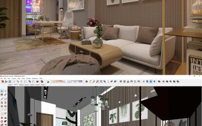 Unicorn render v3 as sketchup plugin by Cadez | Archello
