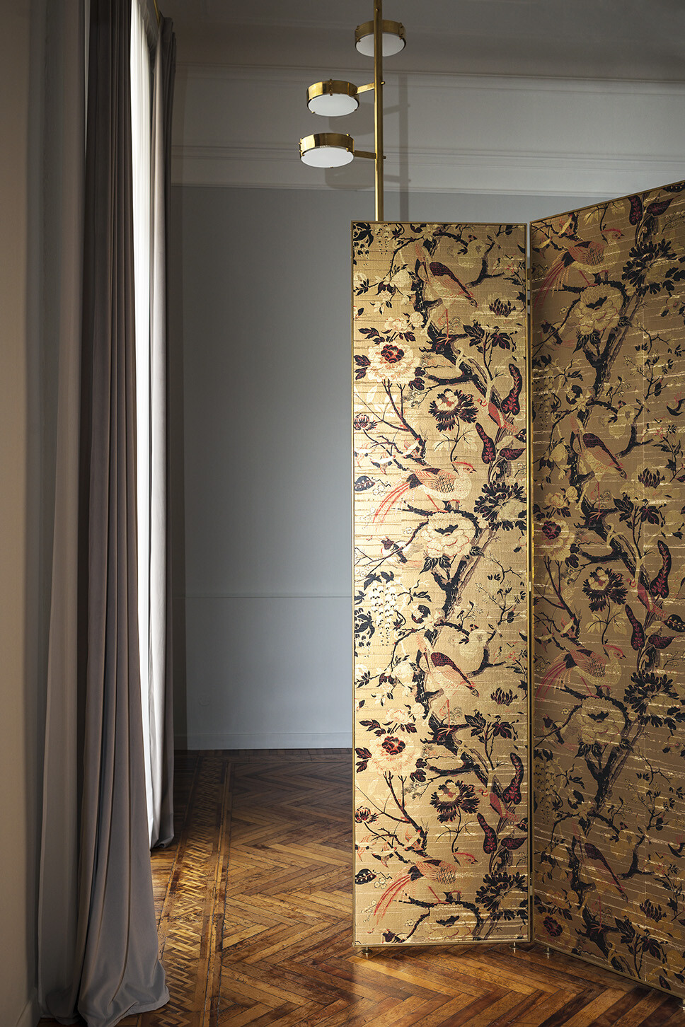 LACCA CONTEMPORARY WALLCOVERINGS