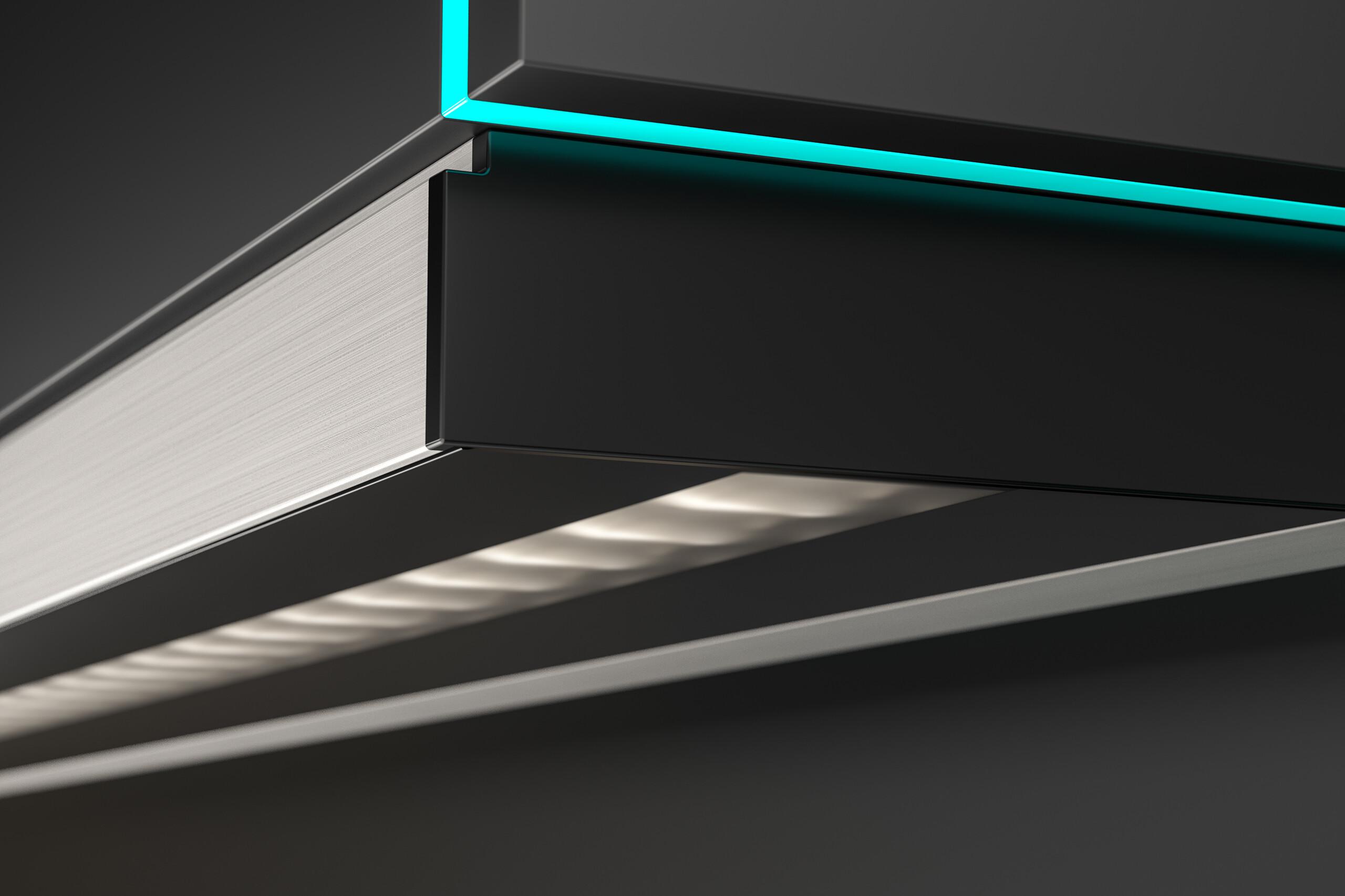 AREA Under-cabinet light