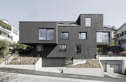 Rossberg house
