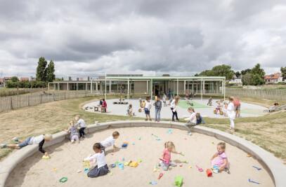 School Campus De Vonk / De Pluim