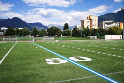 Football fields safety