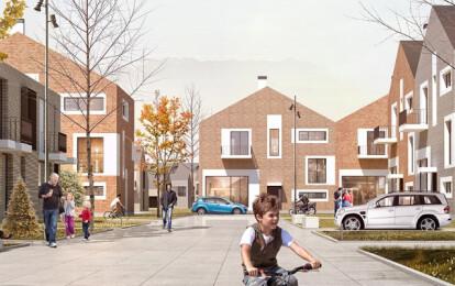 1/X Urban design and architecture