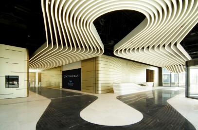 BILISIM VADISI - ADMINISTRATIVE BUILDING