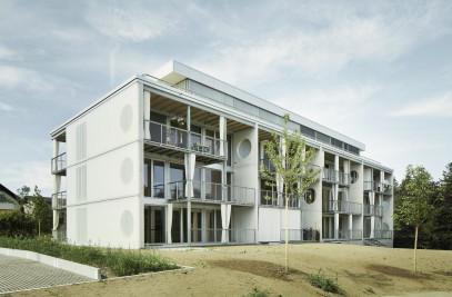 Sternenstrasse multi-family house