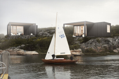 Wooden modular mobile homes from OIKOS housing