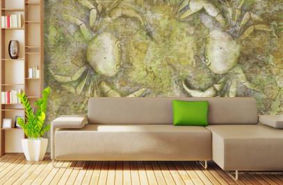 Wallpaper due granchi