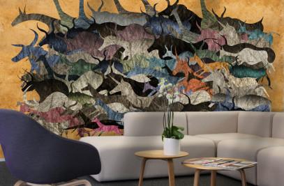 Wallpaper fuga da altamira