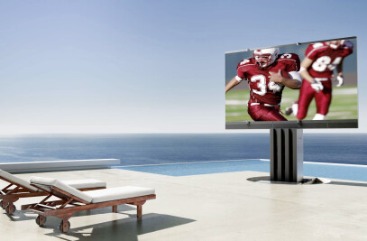 Giant Outdoor LED TV