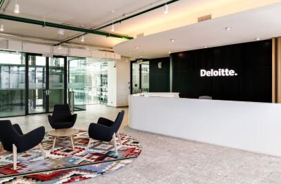DELOITTE office in Ufa (Russia)