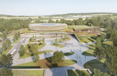 Mondorf-les-Bains Velodrome and Sports Complex