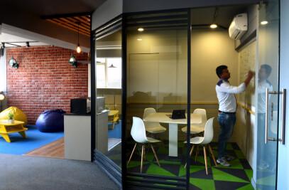 Gray Office