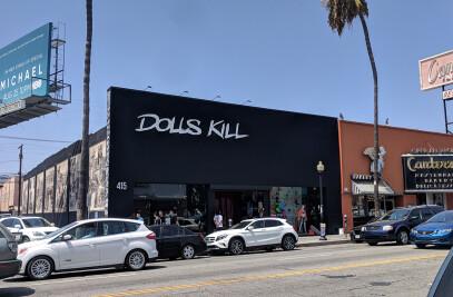 Doll's Kill Retail Store