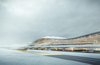 Yantai International Airport Terminal 2