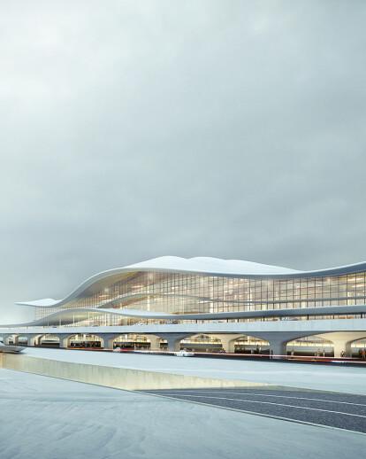 Yantai International Airport Terminal 2