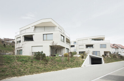 Three New Apartment Buildings