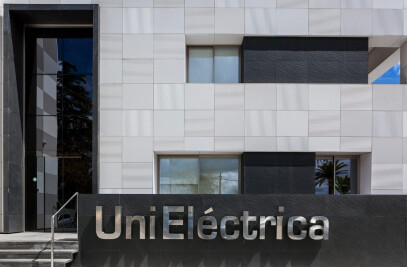 NEW NATIONAL UNIELÉCTRICA HEADQUARTERS